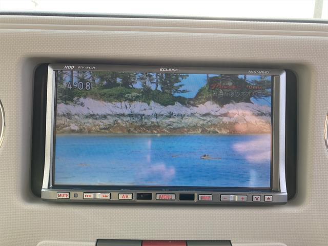 ココアプラスX フルセグTV ナビ DVD再生 Bluetooth接続 ETC パールホワイトカラー スマートキー ベンチシート 電格ミラー ルーフレール(5枚目)