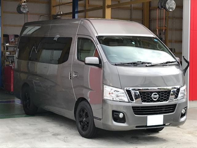 「日産」「NV350キャラバン」「ミニバン・ワンボックス」「滋賀県」の中古車5