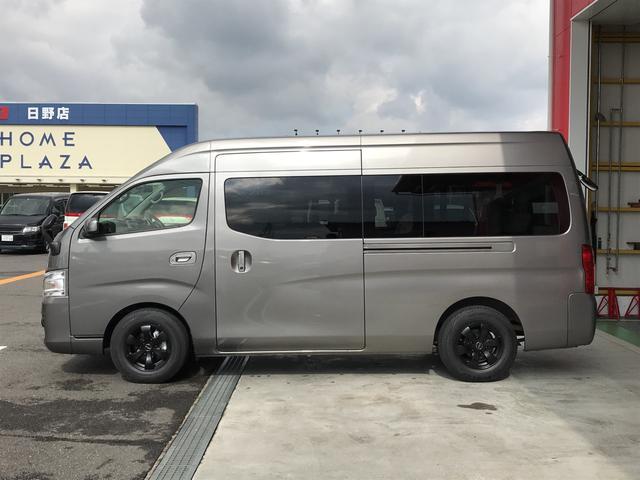 「日産」「NV350キャラバン」「ミニバン・ワンボックス」「滋賀県」の中古車7