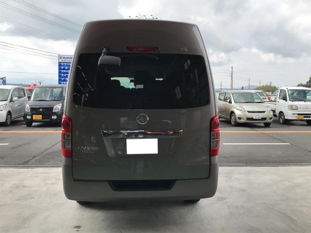 「日産」「NV350キャラバン」「ミニバン・ワンボックス」「滋賀県」の中古車9