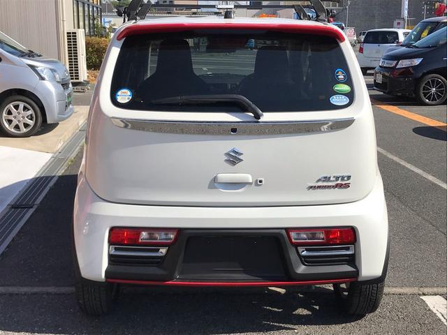 「スズキ」「アルトターボRS」「軽自動車」「滋賀県」の中古車9