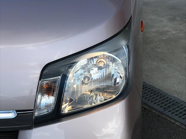 自分の存在を対向車や歩行者へ知らせたり、暗い道を照らしたりなど、夜の運転で必ず重要となるライトです。