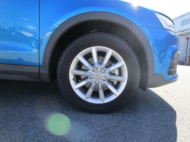 「アウディ」「Q3」「SUV・クロカン」「京都府」の中古車9
