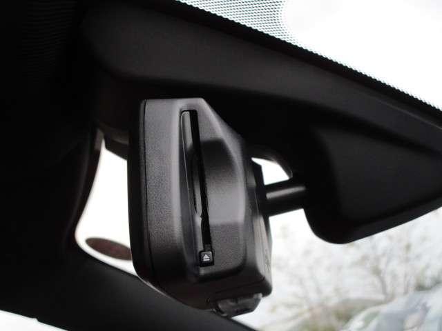 BMWといえば純正ミラー一体型のETC!