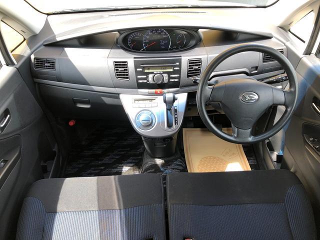 ダイハツ ムーヴ カスタム X・4WD・純正オーディオ・純正AW