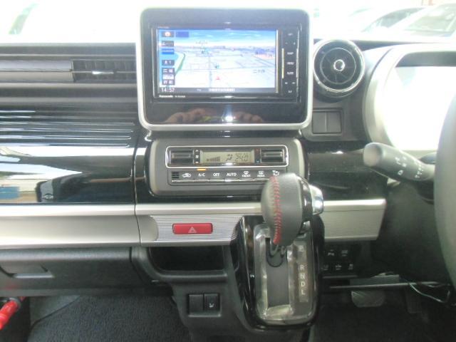 ハイブリッドXS ナビフルセグTV バックカメラ ETC 両側電動スライドドア プッシュ式エンジンスタート スマートキー シートヒーター クリアランスソナー(15枚目)