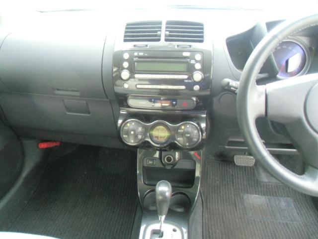 150G TRDスポイラー キーレス ETC オートマ コンパクトカー 電動格納ミラー アルミホイール(16枚目)
