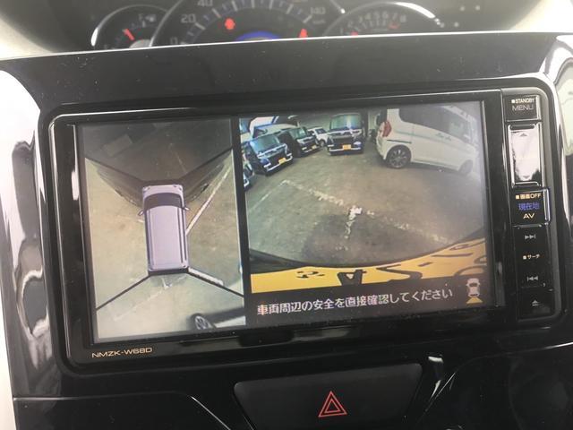 カスタムX トップエディションSAIII 4WD ナビTV(10枚目)