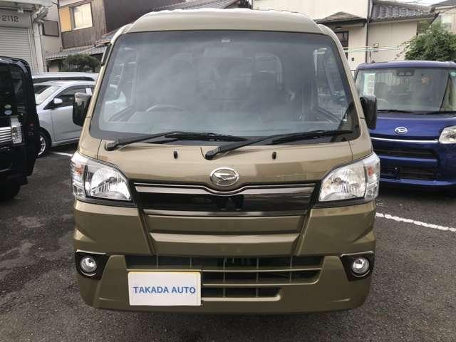 ジャンボ 4WD オートマ 三方開(2枚目)