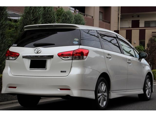 「トヨタ」「ウィッシュ」「ミニバン・ワンボックス」「京都府」の中古車3