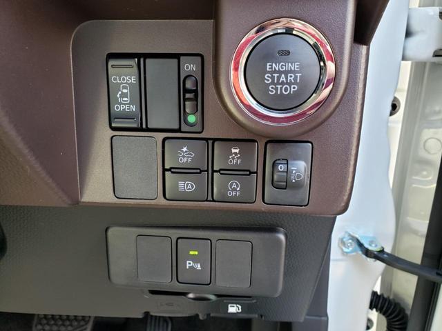 X S 登録済未使用車 衝突回避支援ブレーキ ナビレディPK(7枚目)
