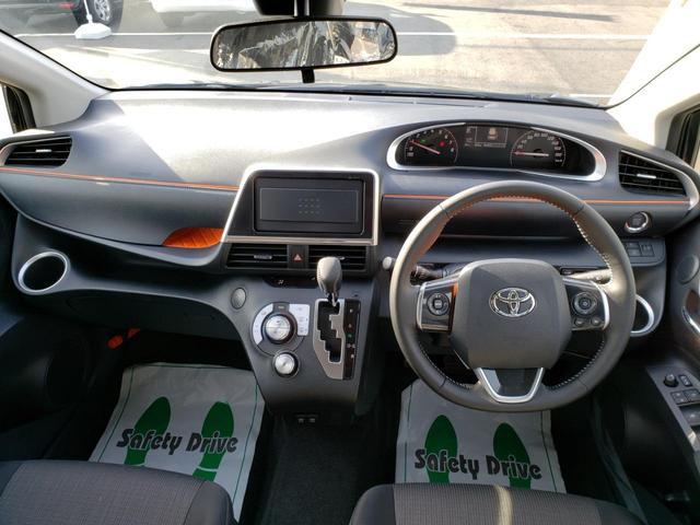 G 登録済未使用車 トヨタセーフティセンス(5枚目)