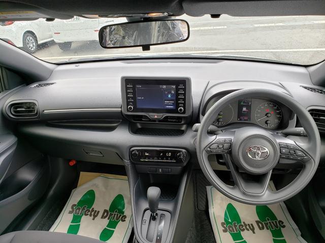 ハイブリッドX 登録済未使用車 トヨタセーフティセンス(4枚目)