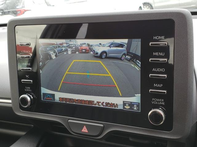 ハイブリッドX 登録済未使用車 トヨタセーフティセンス(8枚目)