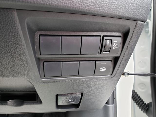 ハイブリッドX 登録済未使用車 トヨタセーフティセンス(9枚目)