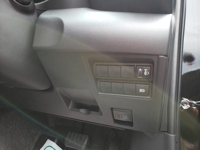X Bluetooth バックカメラ オートハイビーム 先行車発進通知 キーフリー プッシュスタート ステアリングスイッチ(6枚目)