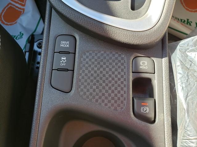 Z 登録済未使用車 トヨタセーフティーセンス ルーフレール 8インチディスプレイオーディオ 6スピーカー 運転席パワーシート バニティランプ シートヒーター LED(7枚目)