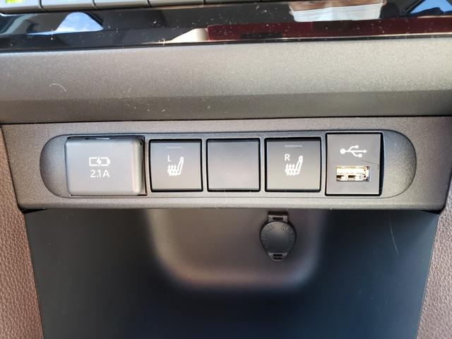 Z 登録済未使用車 トヨタセーフティーセンス ルーフレール 8インチディスプレイオーディオ 6スピーカー 運転席パワーシート バニティランプ シートヒーター LED(8枚目)