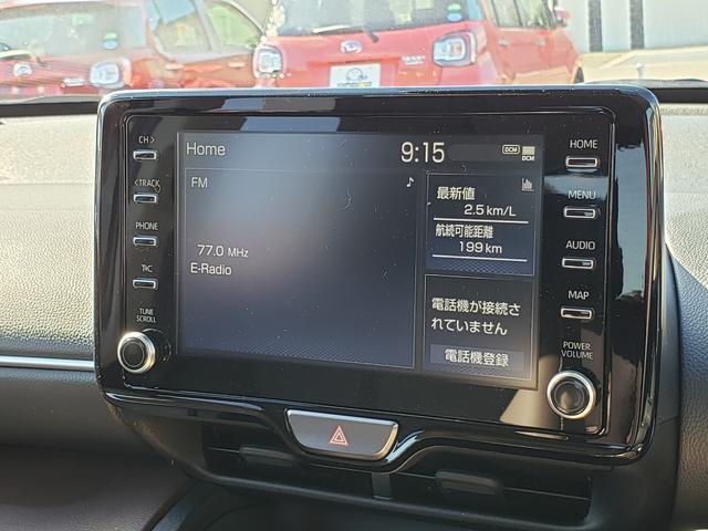 Z 登録済未使用車 トヨタセーフティーセンス ルーフレール 8インチディスプレイオーディオ 6スピーカー 運転席パワーシート バニティランプ シートヒーター LED(12枚目)