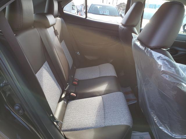 Z 登録済未使用車 トヨタセーフティーセンス ルーフレール 8インチディスプレイオーディオ 6スピーカー 運転席パワーシート バニティランプ シートヒーター LED(19枚目)