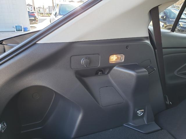Z 登録済未使用車 トヨタセーフティーセンス ルーフレール 8インチディスプレイオーディオ 6スピーカー 運転席パワーシート バニティランプ シートヒーター LED(26枚目)