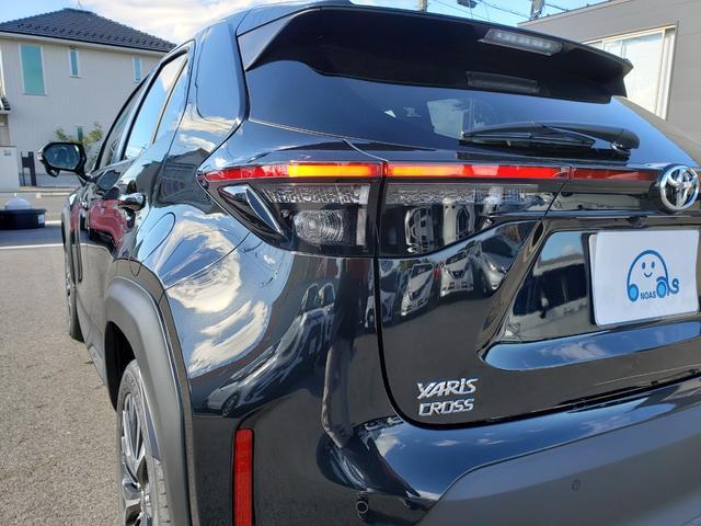 Z 登録済未使用車 トヨタセーフティーセンス ルーフレール 8インチディスプレイオーディオ 6スピーカー 運転席パワーシート バニティランプ シートヒーター LED(34枚目)