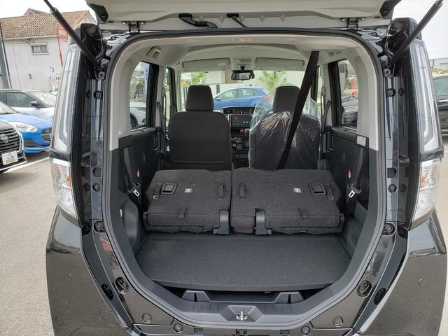 カスタムG-T 登録済未使用車 9インチディスプレイオーディオ フルセグ パノラミックビューモニター 電動パーキング クルーズコントロール 15インチアルミホイール(20枚目)