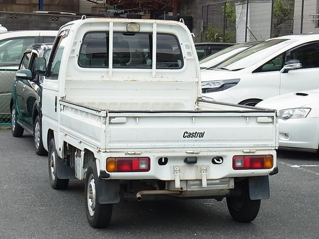 ホンダ アクティトラック SDX 4WD 5MT エアコン タイミングベルト交換済