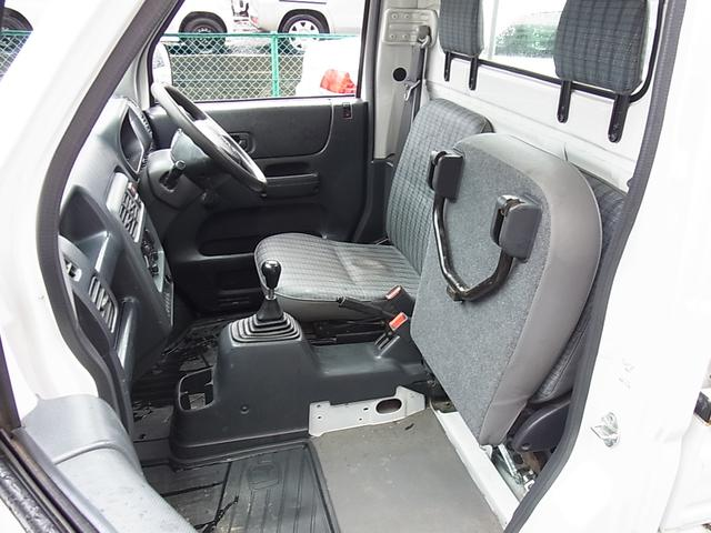 SDX 4WD 5MT エアコン パワステ(14枚目)