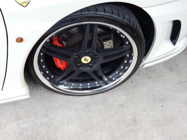 フェラーリ フェラーリ F430 F1 ハーマン 正規ディーラー車