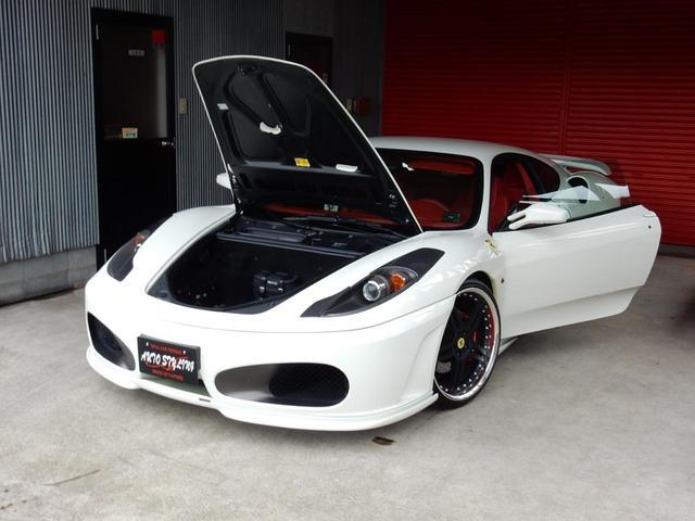 「フェラーリ」「F430」「クーペ」「京都府」の中古車34