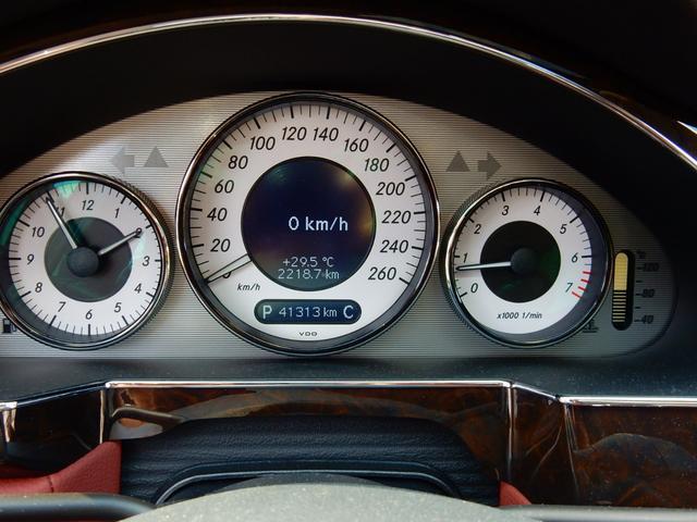 CLS550 ディーラー車 左ハンドル サンルーフ 記録簿(12枚目)