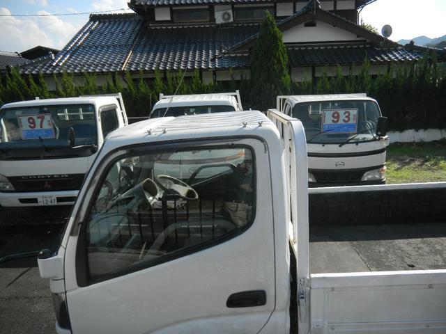 日野 デュトロ 坂道発進補助装置付