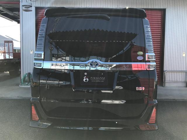 「トヨタ」「ヴォクシー」「ミニバン・ワンボックス」「滋賀県」の中古車4
