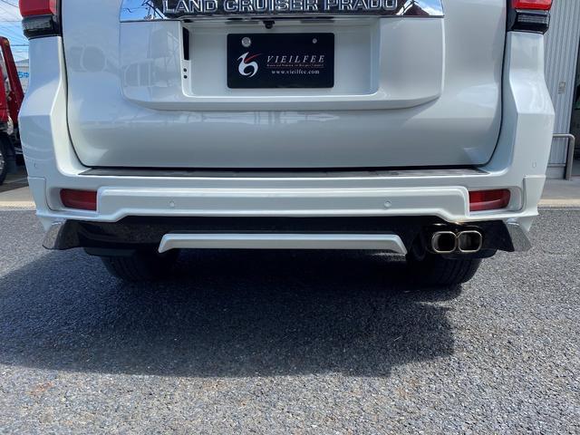「トヨタ」「ランドクルーザープラド」「SUV・クロカン」「滋賀県」の中古車7