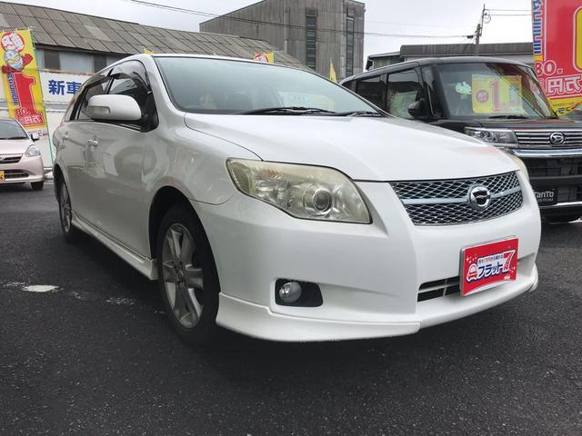 「トヨタ」「カローラフィールダー」「ステーションワゴン」「滋賀県」の中古車6