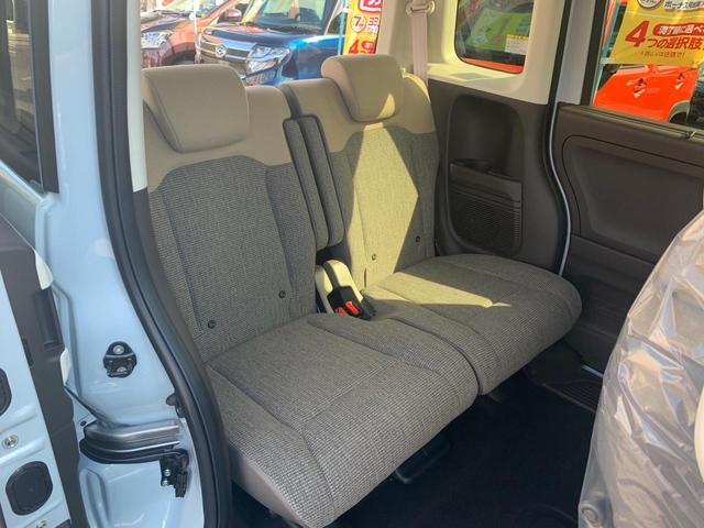 L 届出済未使用車 オーディオレス 安全装置 両側パワスラ オートクルーズ バックカメラ シートヒーター スマートキー プッシュスタート(18枚目)