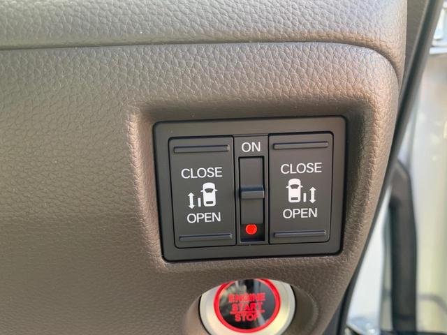 L 届出済未使用車 オーディオレス 安全装置 両側パワスラ オートクルーズ バックカメラ シートヒーター スマートキー プッシュスタート(25枚目)