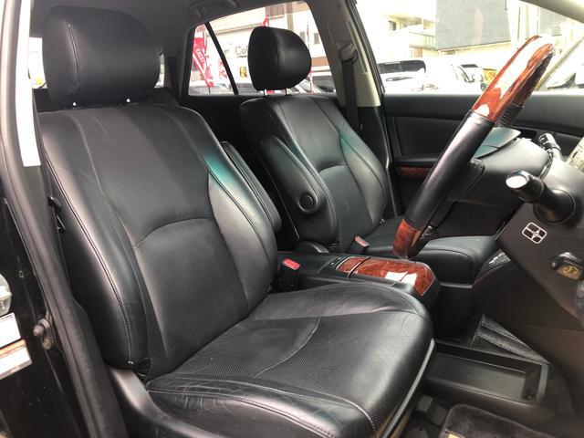 「トヨタ」「ハリアー」「SUV・クロカン」「滋賀県」の中古車8