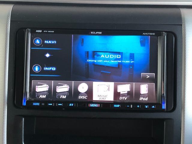 2.4Z ワンオーナー・4WD・イクリプスHDDナビ・フルセグTV・ウッドコンビハンドル・クリアランスソナー・ETC・HIDヘッドライト・フォグライト・オートライト・ルームイルミ・DVD再生・プッシュスタート(19枚目)