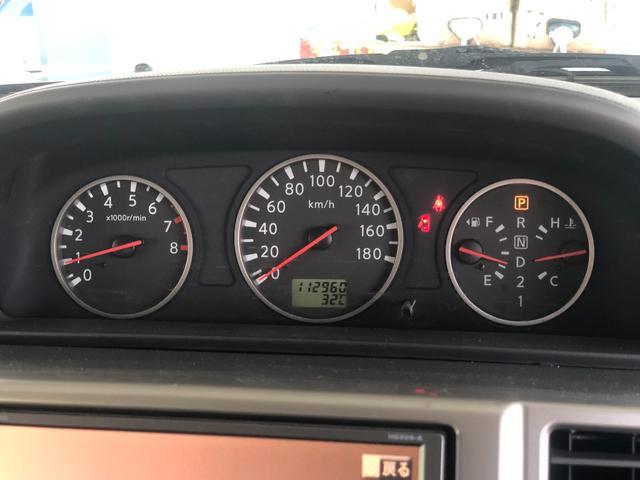 X ワンオーナー・4WD・革シート・シートヒーター・社外HDDナビ・DVD再生・純正17インチAW・ETC・革巻きハンドル・電格ミラー・フロントフォグライト・ヘッドライトレベライザー・純正フロアマット(18枚目)
