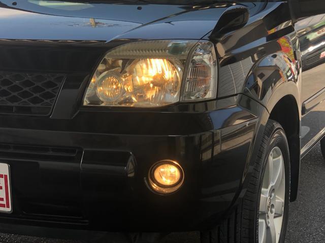 X ワンオーナー・4WD・革シート・シートヒーター・社外HDDナビ・DVD再生・純正17インチAW・ETC・革巻きハンドル・電格ミラー・フロントフォグライト・ヘッドライトレベライザー・純正フロアマット(29枚目)