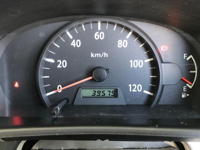 GA 走行39000km・4WD・5速MT・ヘッドライトレベライザー・フロアマット&ドアバイザー・両側スライドドア・取説・保証書・スペアキー有り(26枚目)