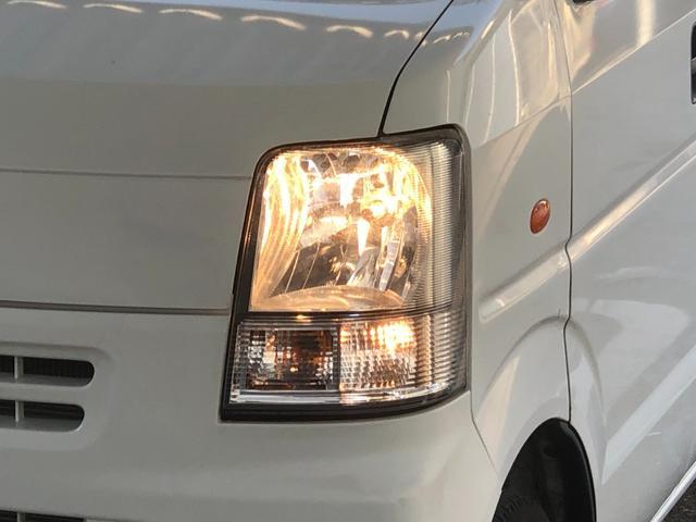 GA 走行39000km・4WD・5速MT・ヘッドライトレベライザー・フロアマット&ドアバイザー・両側スライドドア・取説・保証書・スペアキー有り(27枚目)