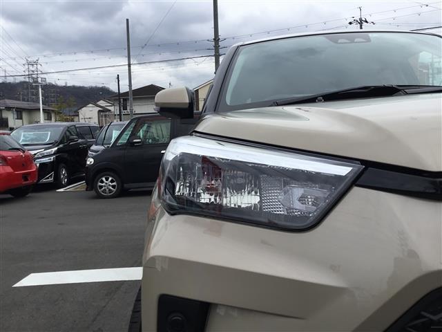 「トヨタ」「ライズ」「SUV・クロカン」「大阪府」の中古車7