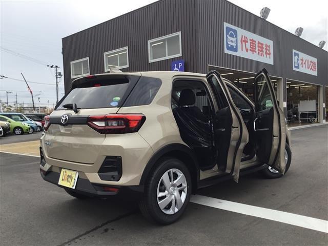 「トヨタ」「ライズ」「SUV・クロカン」「大阪府」の中古車10