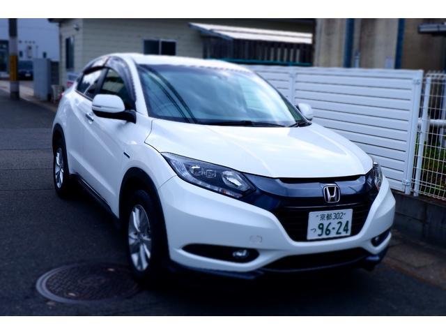 「ホンダ」「ヴェゼル」「SUV・クロカン」「京都府」の中古車2