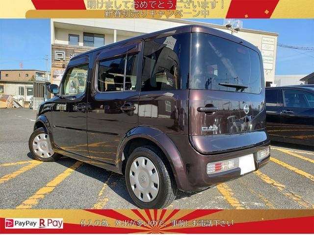 「日産」「キューブ」「ミニバン・ワンボックス」「滋賀県」の中古車3