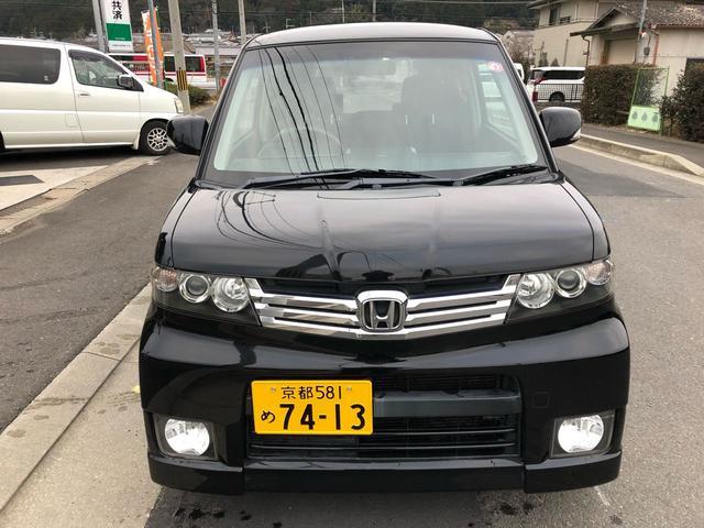 「ホンダ」「ゼストスパーク」「コンパクトカー」「京都府」の中古車2