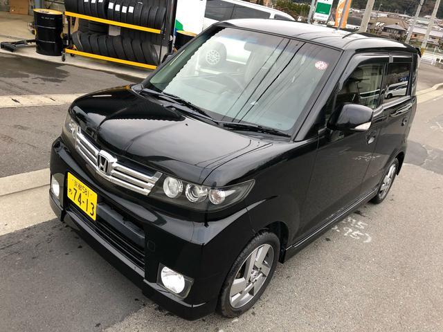 「ホンダ」「ゼストスパーク」「コンパクトカー」「京都府」の中古車4